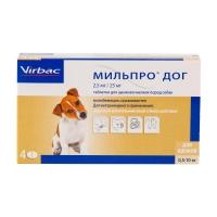 Мильпро дог для мелких собак и щенков