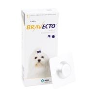 Бравекто для собак весом 2-4,5 кг, таб. 112,5 мг