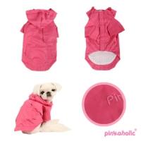 Дождевик Pinkaholic розовый