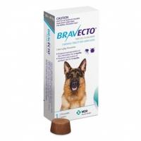 Бравекто для собак весом 20-40 кг, таб. 1000 мг