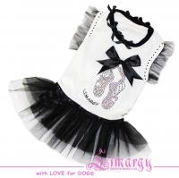 """Нарядное платье """"Balet"""" черное"""